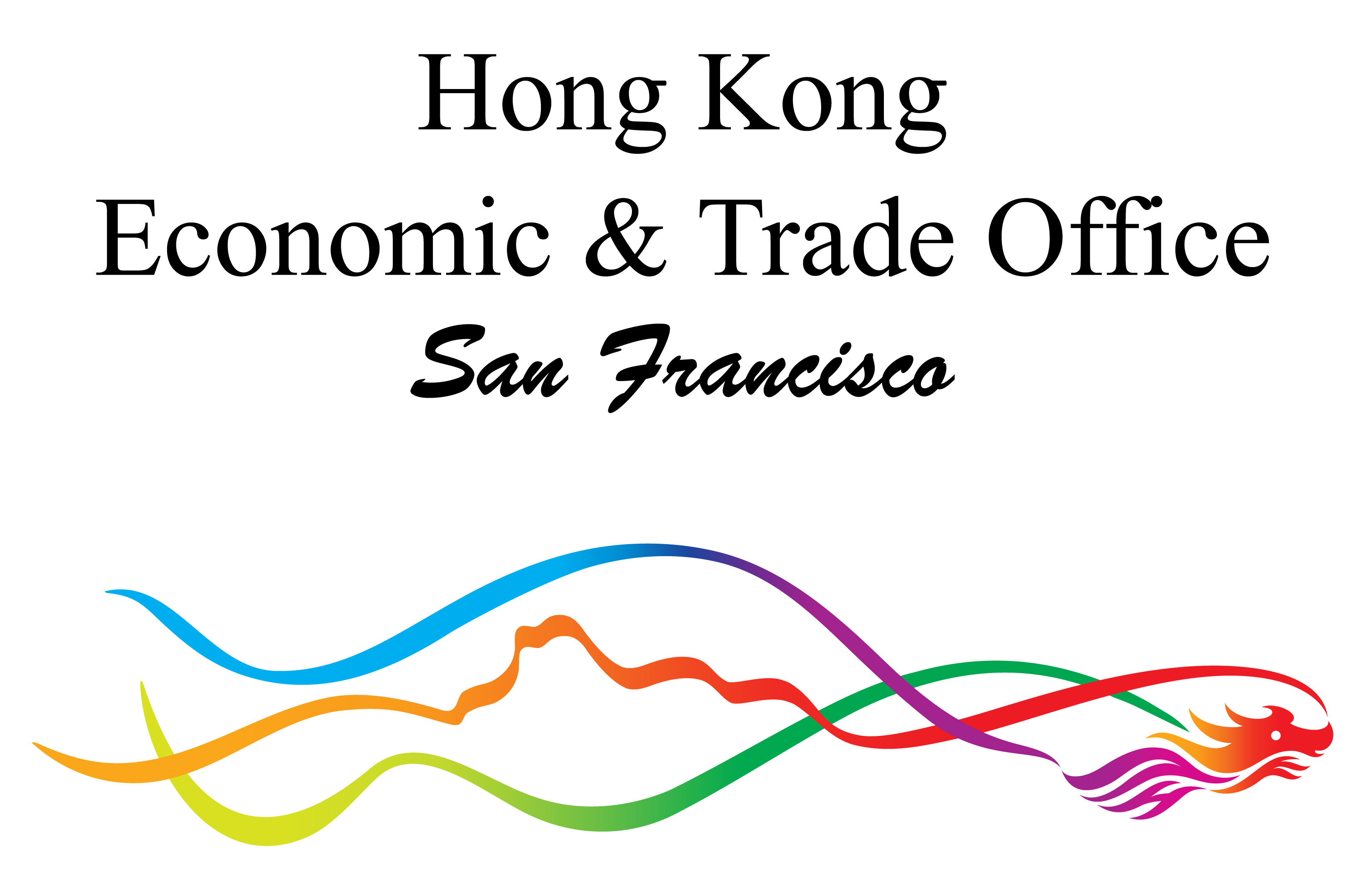 Logo of Hong Kong Economic and Trade Office, San Francisco