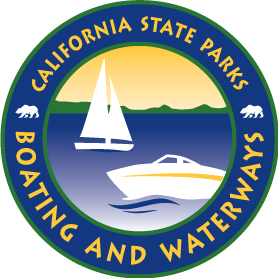 Logo of California State Parks - Division of Boating and Waterways
