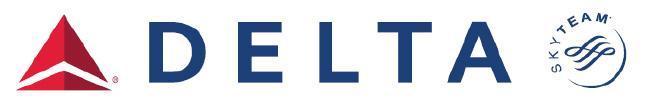 Logo of Delta airline